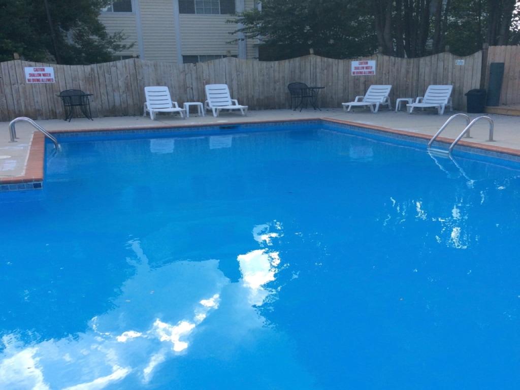 Swimming Pool - Stepping Stone Condominium Homes